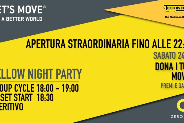 YELLOW NIGHT PARTY