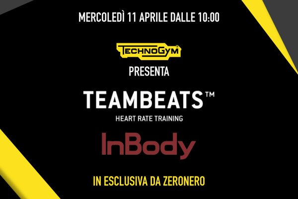 Teambeats e Inbody